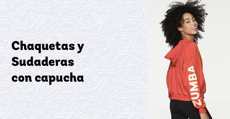 Chaquetas y sudaderas para mujer   Chaquetas y sudaderas de Zumba   Tienda de Zumba Wear Canarias