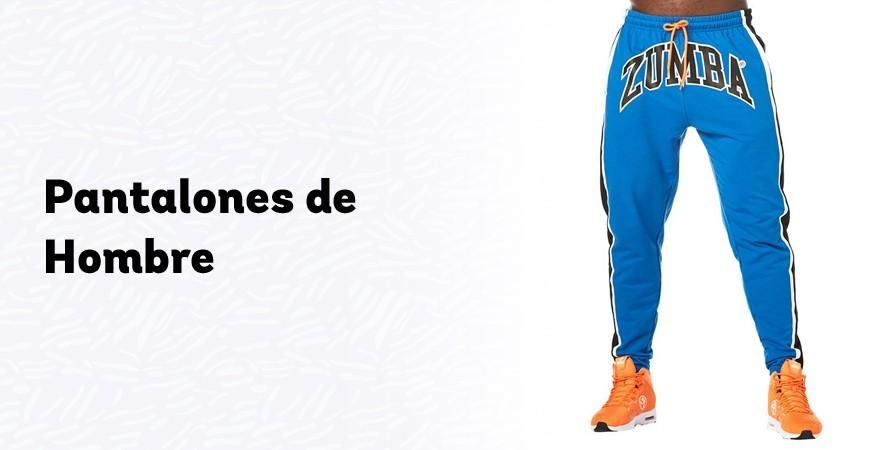 Pantalones de entrenamiento para hombre | Pantalones de Zumba | Tienda de Zumba Wear Canarias