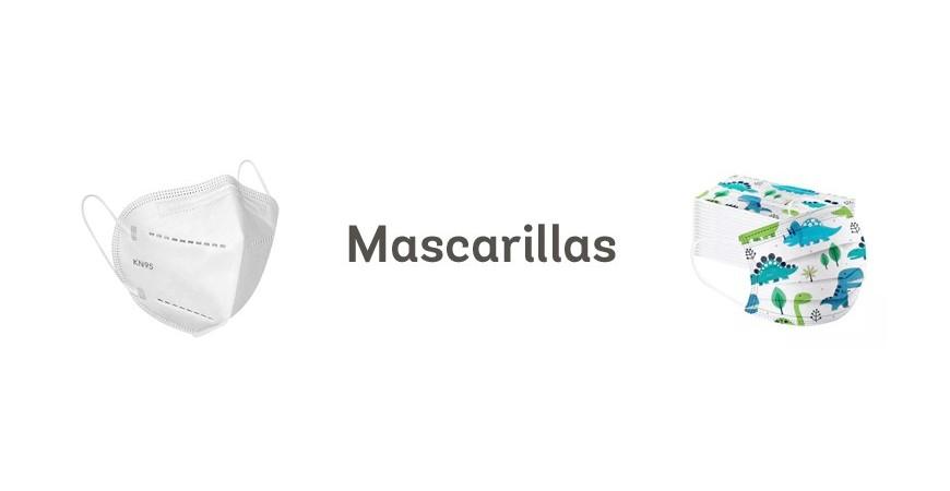 Mascarillas | Tienda de Fitness en Canarias