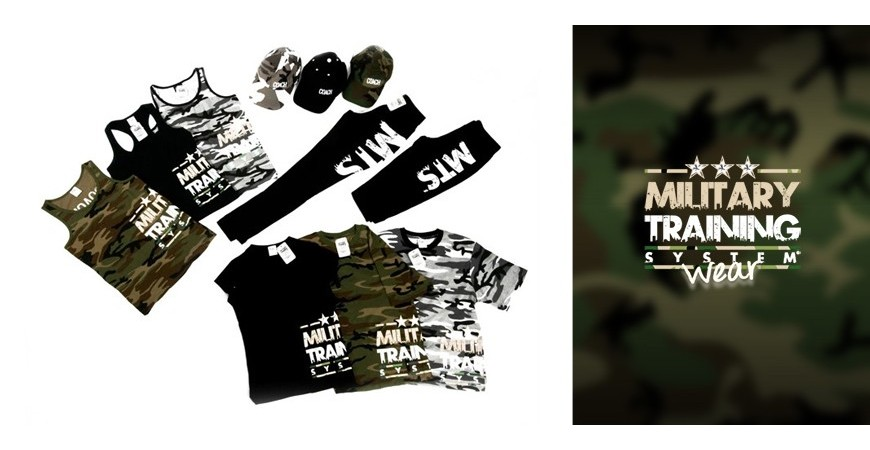 MTS™ Wear | MTS™ | Military Training System®
