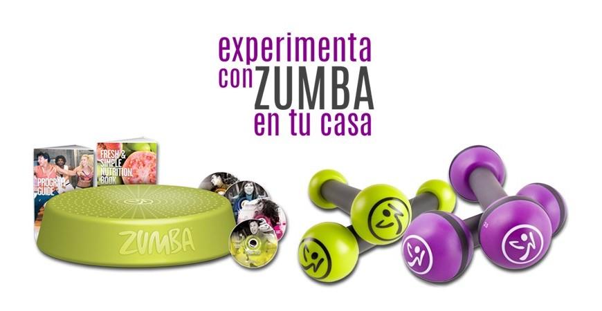 Materiales y DVD para entrenar en casa | DVD y Equipos | Tienda de Zumba Wear Canarias